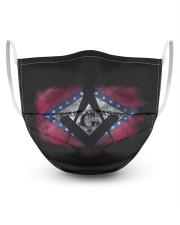 Arkansas Freemasons Masks tile