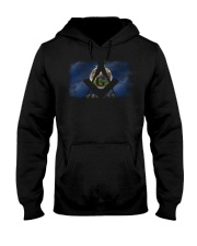 Kansas Freemasons Hooded Sweatshirt tile