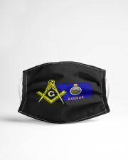 Kansas Freemasons Cloth face mask aos-face-mask-lifestyle-22