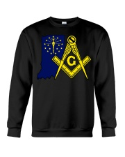 Indiana Freemasons Crewneck Sweatshirt tile