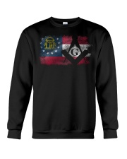 Georgia Freemasons Crewneck Sweatshirt tile