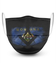 Montana Freemasons Masks tile