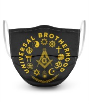 Universal Brotherhood  Masks tile