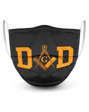 Masonic Dad Masks tile