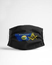 Montana Freemasons Cloth face mask aos-face-mask-lifestyle-22