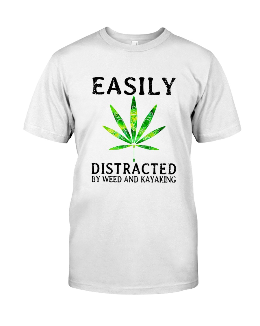 Easily Distracted By We Classic T-Shirt