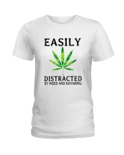 Easily Distracted By We Ladies T-Shirt thumbnail