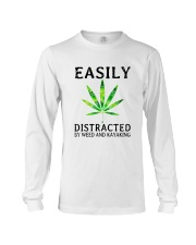 Easily Distracted By We Long Sleeve Tee thumbnail