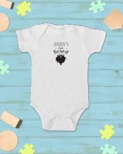 Daddy little beard puller-onesies Onesie lifestyle-onesie-front-3