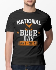 National beer day Jan 1-Dec 31 Classic T-Shirt lifestyle-mens-crewneck-front-13