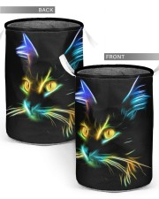 cat Laundry Basket - Medium aos-laundry-basket-medium-lifestyle-front-01