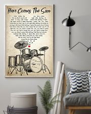 Here Come The Sun - The Beatles 16x24 Poster lifestyle-poster-1