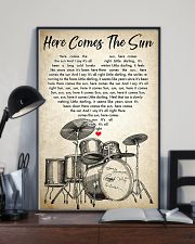 Here Come The Sun - The Beatles 16x24 Poster lifestyle-poster-2