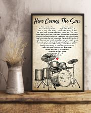 Here Come The Sun - The Beatles 16x24 Poster lifestyle-poster-3