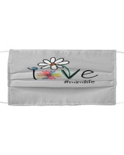 Love Mimi Cloth face mask front
