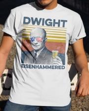 Happy 4th of july 43 Classic T-Shirt apparel-classic-tshirt-lifestyle-28