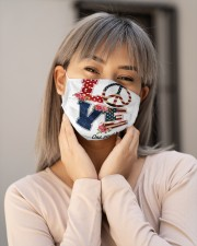 Love Cloth face mask aos-face-mask-lifestyle-17