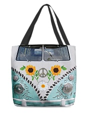 Limited edition bus All-over Tote back