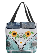 Limited edition bus All-over Tote front