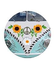 Limited edition bus Circle Coaster thumbnail