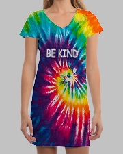 Be kind All-over Dress aos-dress-front-lifestyle-3
