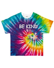 Be kind All-over T-Shirt thumbnail