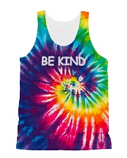 Be kind All-over Unisex Tank thumbnail
