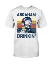 Happy 4th of july 14 Classic T-Shirt front