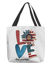 Love one All-Over Tote tile