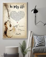 In My Life - The Beatles 03 16x24 Poster lifestyle-poster-1