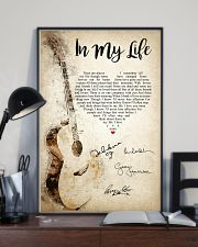 In My Life - The Beatles 03 16x24 Poster lifestyle-poster-2