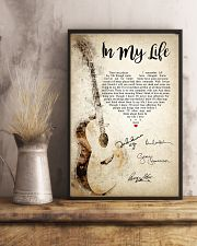 In My Life - The Beatles 03 16x24 Poster lifestyle-poster-3