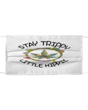 Stay Trippy - Little Hippie Cloth face mask front