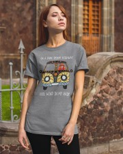 On a dark desert highway Classic T-Shirt apparel-classic-tshirt-lifestyle-06