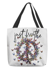 Just breathe All-over Tote thumbnail