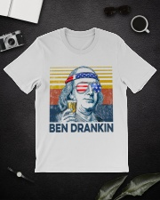 Happy 4th of july 48 Classic T-Shirt lifestyle-mens-crewneck-front-16
