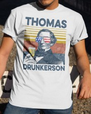 Happy 4th of july 19 Classic T-Shirt apparel-classic-tshirt-lifestyle-28