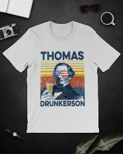 Happy 4th of july 19 Classic T-Shirt lifestyle-mens-crewneck-front-16