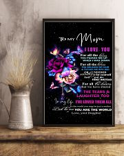 To my mom 2 16x24 Poster lifestyle-poster-3