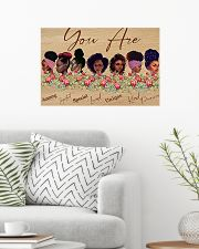 You are 24x16 Poster poster-landscape-24x16-lifestyle-01