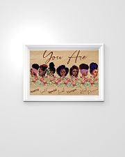 You are 24x16 Poster poster-landscape-24x16-lifestyle-02