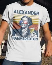 Happy 4th of july 26 Classic T-Shirt apparel-classic-tshirt-lifestyle-28