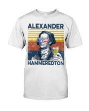 Happy 4th of july 26 Classic T-Shirt front