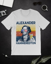 Happy 4th of july 26 Classic T-Shirt lifestyle-mens-crewneck-front-16