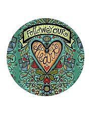 Hippie 1 Circle Coaster thumbnail