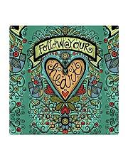 Hippie 1 Square Coaster thumbnail