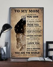To my mom 16x24 Poster lifestyle-poster-2