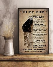 To my mom 16x24 Poster lifestyle-poster-3