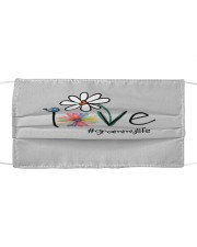 Love Grammy Cloth face mask front
