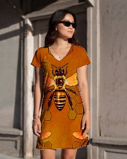 Hippie 2 All-over Dress aos-dress-front-lifestyle-1